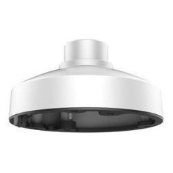 Hikvision - PC120 - Hikvision PC120 Wall Mount for Security Camera Dome - 11.02 lb Load Capacity - Aluminum Alloy - White