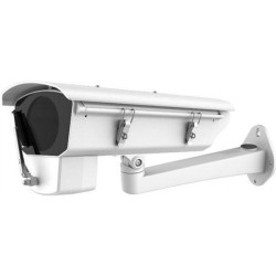 Hikvision - CHB-HBW - Hikvision Camera Housing with Bracket, Heater, Blower Wiper - 1 Fan(s) - 1 Heater(s)