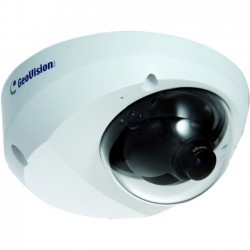GeoVision - 84-MFD5301-1F1U - GeoVision GV-MFD5301-1F 5 Megapixel Network Camera - Color, Monochrome - H.264, Motion JPEG - 2560 x 1920 - 4 mm - CMOS - Cable - Ceiling Mount, Wall Mount, Surface Mount