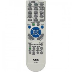 NEC - RMT-PJ36 - NEC Display Remote Control for Projectors - For Projector