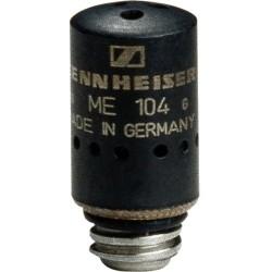 Sennheiser - 004228 - Sennheiser ME 104-GR Microphone - 100 Hz to 20 kHz - Wired - Electret Condenser - Cardioid, Omni-directional