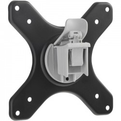 Atdec - SMHS - Systema SMHS Mounting Adapter for Flat Panel Display - 26.46 lb Load Capacity - Steel, Plastic, Aluminum - Black, Matte Silver