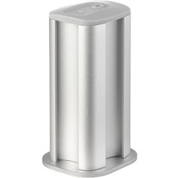 Atdec - SP10S - Systema SP10S Mounting Post - Steel, Aluminum, Plastic - Matte Silver