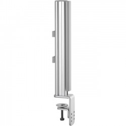 Atdec - SP40S - Systema SP40S Mounting Post for Flat Panel Display - Steel, Aluminum - Matte Silver