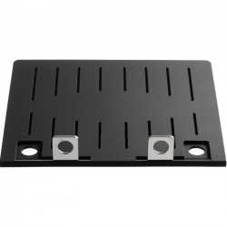 Atdec - SNTB - Systema SNTB Mounting Tray for Notebook - 18 Screen Support - 17.64 lb Load Capacity - Steel, Plastic, Aluminum - Black
