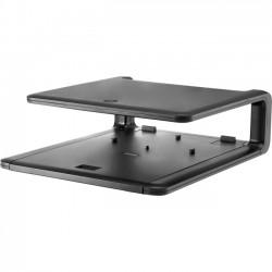Hewlett Packard (HP) - M9X76AA - HP Monitor Stand - Desktop