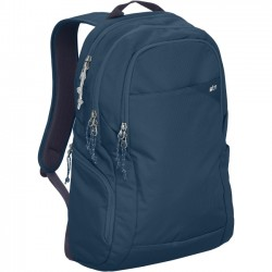 STM Bags - stm-111-119P-51 - STM Haven Backpack for 15 Laptop and Tablet - Moroccan Blue - Water Resistant - Dobby, Fabric - Shoulder Strap - 18.5 Height x 11 Width x 5.1 Depth