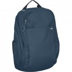 STM Bags - stm-111-118M-51 - STM Prime Backpack for 13 Laptop and Tablet - Moroccan Blue - Water Resistant - Dobby, Fabric - Shoulder Strap - 16.5 Height x 10.2 Width x 5.1 Depth