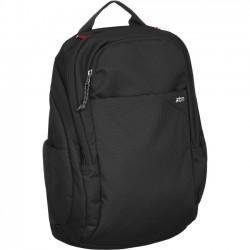 STM Bags - stm-111-118M-01 - STM Prime Backpack for 13 Laptop and Tablet - Black - Water Resistant - Dobby, Fabric - Shoulder Strap - 16.5 Height x 10.2 Width x 5.1 Depth