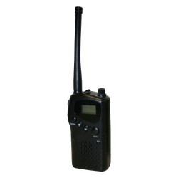 AmpliVox - SA6200 - AmpliVox SA6200 - AmpliVox MURS Two Way Radio - 5 - 5280 ft - 2 W