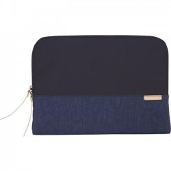 STM Bags - stm-114-106K-44 - STM Grace Sleeve for 11-12 MacBook, Ultrabook - Night Sky - Polyester - 8.8 Height x 12.6 Width x 0.8 Depth
