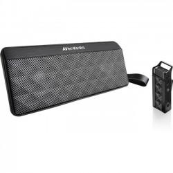 AverMedia - AW330 - AVer Speaker System - 20 W RMS - Portable - Battery Rechargeable - Wireless Speaker(s) - FM Radio