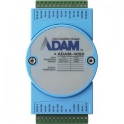 IMC Networks - ADAM-4069 - Advantech 8-Ch Power Relay Output Module with Modbus