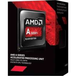 AMD (Advanced Micro Devices) - AD767KXBJCSBX - AMD A8-7670K Quad-core (4 Core) 3.60 GHz Processor - Socket FM2+Retail Pack - 4 MB - 64-bit Processing - 3.90 GHz Overclocking Speed - 28 nm - AMD - 95 W