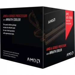 AMD (Advanced Micro Devices) - AD789KXDI44JC - AMD A10-7890K Quad-core (4 Core) 4.10 GHz Processor - Socket FM2+ - 4 MB - 64-bit Processing - 28 nm - AMD Radeon R7 series Graphics - 95 W
