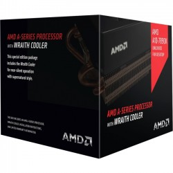 AMD (Advanced Micro Devices) - AD789KXDJCHBX - AMD A10-7890K Quad-core (4 Core) 4.10 GHz Processor - Socket FM2+Retail Pack - 4 MB - 64-bit Processing - 28 nm - AMD Radeon R7 series Graphics - 95 W