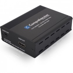 Comprehensive Cable & Connectivity - CCN-SDI2HDA - Comprehensive Pro AV/IT 3G-SDI to HDMI Video Converter with Audio - Functions: Signal Conversion - 1920 x 1080 - Audio Line Out - 1 Pack