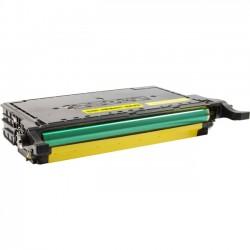 V7 - V7CLT-Y609S - V7 V7CLT-Y609S Toner Cartridge - Alternative for Samsung (CLT-Y609S) - Yellow - Laser - 7000