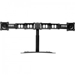 Doublesight - DS-230STA-R - DoubleSight Refurn Dual Stand - Up to 30 Screen Support - 44 lb Load Capacity36 Width - Desktop - Black
