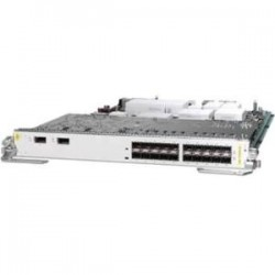 Cisco - A9K-2T20GE-L= - Cisco A9K-2T20GE-L Ethernet Line Card - 2 x XFP , 20 x SFP (mini-GBIC) 22 x Expansion Slots