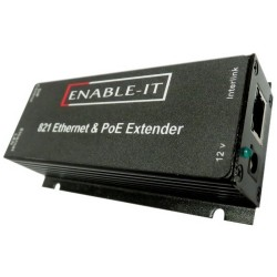 Enable-IT - 821 - Enable-IT 821 Ethernet LAN Extender - Network (RJ-45)