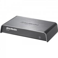 AverMedia - CU511B - AVerMedia Video Capturing Device - Functions: Video Editing, Video Capturing, Video Recording, Video Scaling - 1920 x 1080 - NTSC, PAL - VGA - DVI - USB - External