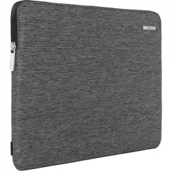 Incipio - CL60682 - Incase Slim Sleeve Carrying Case (Sleeve) for 15 MacBook Pro (Retina Display) - Black Heather - Bump Resistant, Scratch Resistant - Poly, 300D Ecoya