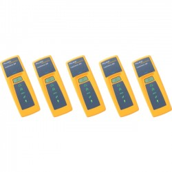 NetScout Systems - LSPRNTR-300-5PK - NetScout LinkSprinter Network Tester - PoE Testing - Twisted Pair - Wi-Fi