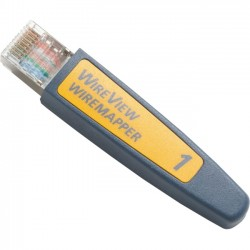 NetScout Systems - WIREVIEW 1 - NetScout WireView Cable Identifier