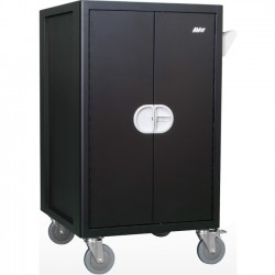 AVer Information - CHRGEE36c - AVer 36 Device Economy Charging Cart - 4 Casters - 5 Caster Size - Steel - 24 Width x 25.2 Depth x 42.8 Height - For 36 Devices