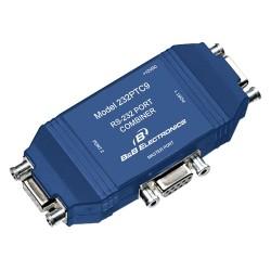 IMC Networks - 232PTC9 - B+B Serial RS-232 9-Pin Port Combiner - Serial Port