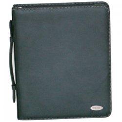 Toshiba - PA1460U-1PL2 - Toshiba Executive Notebook Portfolio - 2.1 x 13 x 10.6 - Leather - Black