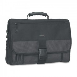 Solo Cases - P15-4 - Solo Classic P15-4 Notebook Case - Polyester - Handle, Shoulder Strap