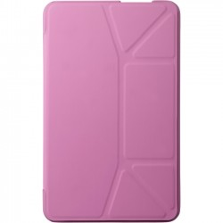 Asus - 90XB00GP-BSL0K0 - Asus TransCover Carrying Case for Tablet - Pink - Polyurethane, MicroFiber Interior - 0.6 Height x 4.8 Width x 7.9 Depth