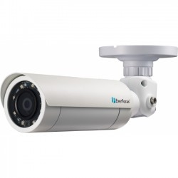 Everfocus - EZN1360/3 - EverFocus NeVio EZN1360 3 Megapixel Network Camera - Color, Monochrome - 2048 x 1536 - CMOS - Cable - Fast Ethernet - Bullet