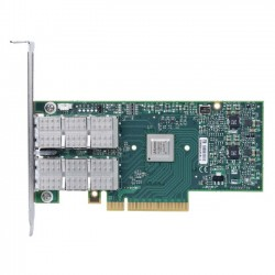 Lenovo - 00D9690 - Lenovo Mellanox ConnectX-3 10 Gigabit Ethernet Adapter for Lenovo System x - PCI Express x8 - 4 Port(s) - Twisted Pair - Low-profile