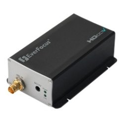 Everfocus - EHA-FRXSMM - EverFocus Video Console - 328.08 ft Range - Full HD - 1920 x 1080 - Optical Fiber, Coaxial