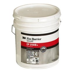 3M - CP25WB - 3M CP 25WB+ Fire Barrier Sealant - Red