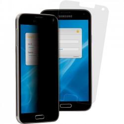 3M - MPF831298 - 3M Privacy Screen Protector for Samsung Galaxy S 5 Portrait - Smartphone