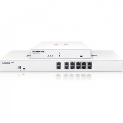 Fortinet - FVC-100DT - Fortinet FVC-100DT Phone System: 1x T1/E1, 4x FXO, 2x FXS, 100 Extensions, VoIP Trunking - 2 x RJ-45 - 2 x FXS - 4 x FXO - USB - Management Port - Gigabit Ethernet - 1U High