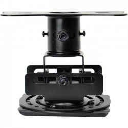 Optoma - OCM818B-RU - Optoma OCM818B-RU Ceiling Mount for Projector - 33.07 lb Load Capacity - Black