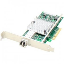 AddOn - 394793-B21-AO - AddOn HP 394793-B21 Comparable 1Gbs Single SFP Port 550m Network Interface Card with 1000Base-SX SFP Transceiver - 100% compatible and guaranteed to work