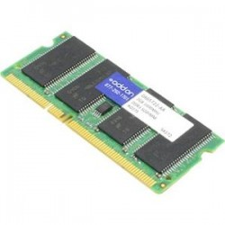 AddOn - 0A65722-AA - AddOn AA160D3SL/2G x1 Lenovo 0A65722 Compatible 2GB DDR3-1600MHz Unbuffered Dual Rank 1.5V 204-pin CL11 SODIMM - 100% compatible and guaranteed to work