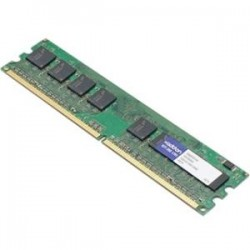 AddOn - NQ605AT-AA - AddOn AA800D2N5/2G x2 HP NQ605AT Compatible 4GB (2x2GB) DDR2-800MHz Unbuffered Dual Rank 1.8V 240-pin CL5 UDIMM - 100% compatible and guaranteed to work