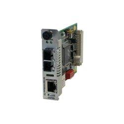 Transition Networks - CGFEB1029-120 - Transition Networks 10/100/1000 Ethernet Media Converter - 1 x RJ-45 , 1 x SC - 10/100/1000Base-T, 1000Base-LX - Internal
