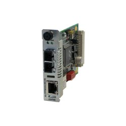 Transition Networks - CGFEB1029-121 - Transition Networks 10/100/1000 Ethernet Media Converter - 1 x RJ-45 , 1 x SC - 10/100/1000Base-T, 1000Base-LX - Internal