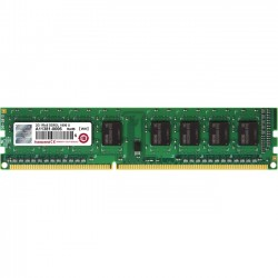 Transcend - TS256MLK64W6N - Transcend DDR3L 1600 LONG-DIMM 2GB CL11 1Rx8 1.35V - 2 GB - DDR3 SDRAM - 1600 MHz - 1.35 V - Unbuffered - 240-pin - DIMM