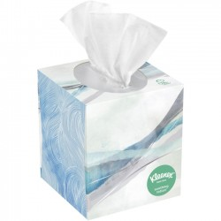 Kimberly-Clark - 25829BX - Kleenex Soothing Lotion Tissue - 3 Ply - White - For Healthcare - 75 Sheets Per Box - 75 / Box