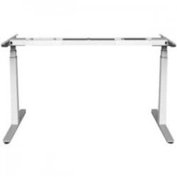 Peripheral Logix - UP-1001-W - Ergoprise Uprise Height Adjustable Desk Base - x 74 Width - White