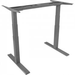 Peripheral Logix - UP-1001-G-CM3060 - Ergoprise Uprise Height Adjustable Desk Base - x 74 Width